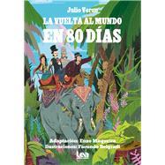La vuelta al mundo en 80 días by Verne, Jules; Maqueira, Enzo (ADP); Belgradi, Facundo, 9789877185164
