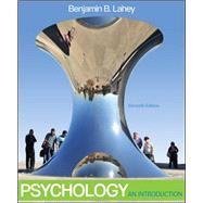 Psychology : An Introduction by Lahey, Benjamin, 9780078035166