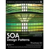 SOA Design Patterns by Erl, Thomas, 9780136135166