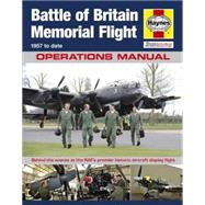 Raf Battle of Britain Memorial Flight Manual by Wilson, Keith, 9780857335166