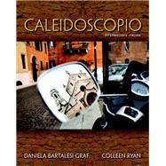 Caleidoscopio by Bartalesi-Graf, Daniela; Ryan, Colleen, 9780205805167
