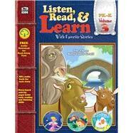 Listen, Read, & Learn by Thinking Kids, 9781483835167