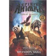 Spirit Animals: Special Edition: Tales of the Great Beasts by Mull, Brandon; Eliopulos, Nick; Merrell, Billy; Brown, Gavin; Seife, Emily, 9780545695169