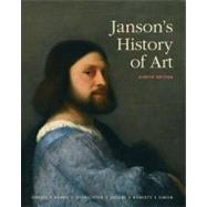 Janson's History of Art : The Western Tradition by Davies, Penelope J.E.; Denny, Walter B.; Hofrichter, Frima Fox; Jacobs, Joseph F.; Roberts, Ann M.; Simon, David L., 9780205685172