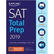 Kaplan Sat Total Prep 2019 by Kaplan, Inc., 9781506235172