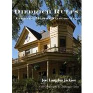 Diedrich Rulfs : Designing Modern Nacogdoches by Jackson, Jere; Talbot, Christopher, 9781936205172