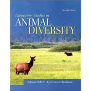 Laboratory Studies for Animal Diversity by Hickman, Jr., Cleveland; Kats, Lee, 9780077655174