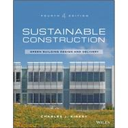 Sustainable Construction by Kibert, Charles J., 9781119055174