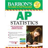 Barron's Ap Statistics by Sternstein, Martin, Ph.d., 9781438075174