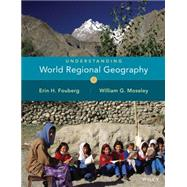 Understanding World Regional Geography by Fouberg, Erin H.; Moseley, William G., 9780471735175