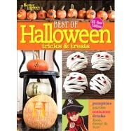 Best of Halloween Tricks and Treats (Better Homes and Gardens) by Unknown, 9781118435175
