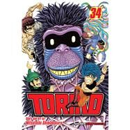Toriko, Vol. 34 King at Play by Shimabukuro, Mitsutoshi, 9781421585178