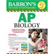 Barron's Ap Biology by Goldberg, Deborah T., 9781438075181
