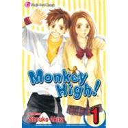Monkey High!, Vol. 1 by Akira, Shouko, 9781421515182