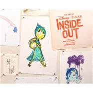The Art of Inside Out by Docter, Pete; Poehler, Amy, 9781452135182