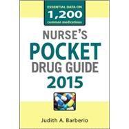 Nurses Pocket Drug Guide 2015 by Barberio, Judith; Underwood, Susan; Beck, Claudia, 9780071835183