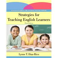Strategies for Teaching English Learners by Diaz-Rico, Lynne T., 9780132685184