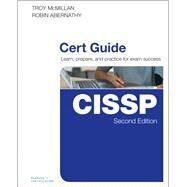 CISSP Cert Guide by Abernathy, Robin; McMillan, Troy, 9780789755186
