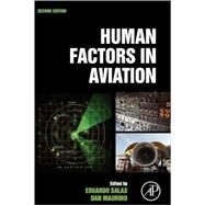 Human Factors in Aviation by Salas, Eduardo, 9780123745187