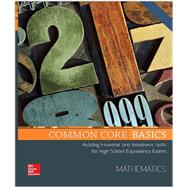Common Core Basics, Mathematics Core Subject Module by McGraw-Hill Education, 9780076575190
