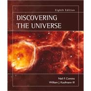 Discovering the Universe by Comins, Neil F.; Kaufmann, William J., 9781429205191
