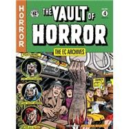 The Ec Archives: Vault of Horror 4 by , 9781616555191