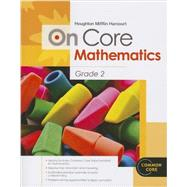 On Core Mathematics, Grade 2 by Houghton Mifflin Harcourt, 9780547575193