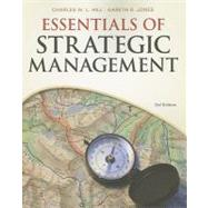 Essentials of Strategic Management by Hill, Charles W. L.; Jones, Gareth R., 9781111525194
