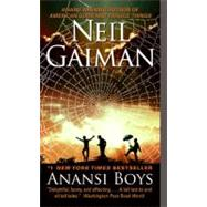 Anansi Boys by Gaiman Neil, 9780060515195