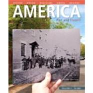 America : Past and Present, Volume 1 by Divine, Robert A.; Breen, T. H.; Williams, R. Hal; Gross, Ariela J.; Brands, H. W., 9780205905195