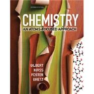 Chemistry: An Atoms-Focused Approach by Stacey Lowery Bretz, 9780393615197