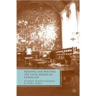 Reading and Writing the Latin American Landscape by Rivera-Barnes, Beatriz; Hoeg, Jerry, 9780230615199