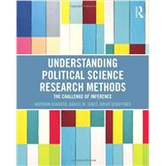Understanding Political Science Research Methods: The Challenge of Inference by Barakso; Maryann, 9780415895200