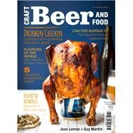 Craft Beer and Food by Lomas, Jess; Martin, Guy, 9781925265200