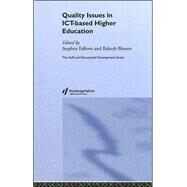 Quality Issues In Ict-based Higher Education by Bhanot,Rakesh;Bhanot,Rakesh, 9780415335201