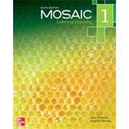 Mosaic Level 1 Listening/Speaking Student Book by Hanreddy, Jami; Whalley, Elizabeth, 9780077595203