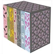 Jane Austen: The Complete Works (Classics hardcover boxed set) by Austen, Jane; Bickford-Smith, Coralie, 9780141395203