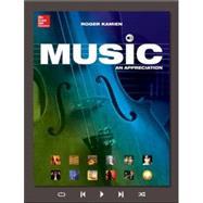 Music: An Appreciation by Kamien, Roger, 9780078025204