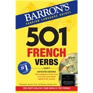 501 French Verbs by Kendris, Christopher, Ph.D.; Kendris, Theodore, Ph.D., 9781438075204