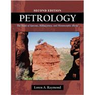 Petrology by Raymond, Loren A., 9781577665205