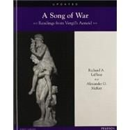 A Song of War: Readings from Vergil's Aeneid - For new AP by LaFleur; McKay, 9780133205206