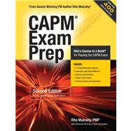 Capm Exam Prep by Mulcahy, Rita, 9781932735208