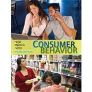 Consumer Behavior by Hoyer, Wayne D.; MacInnis, Deborah J.; Pieters, Rik, 9781133435211