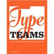 Type Teams by Seddon, Tony, 9781440335211
