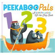 Peekaboo Pals 123 by Lucas, Gareth; Davies, Becky, 9781626865211