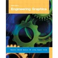 Engineering Graphics by Giesecke, Frederick E.; Mitchell, Alva E.; Spencer, Henry C.; Hill, Ivan L.; Dygdon, John Thomas; Novak, James E.; Loving, Robert Olin, 9780131415218