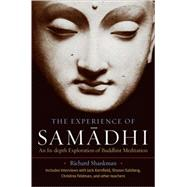 The Experience of Samadhi by SHANKMAN, RICHARD, 9781590305218