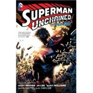 Superman Unchained: Deluxe Edition (The New 52) by SNYDER, SCOTTLEE, JIM, 9781401245221
