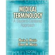 Medical Terminology A Student-Centered Approach by Moisio, Marie A, 9780766815223