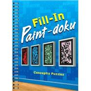 Fill-In Paint-doku by Unknown, 9781402755224